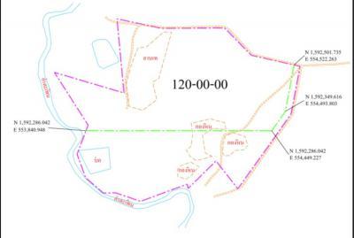 ที่ดิน 200000 กาญจนบุรี บ่อพลอย ช่องด่าน